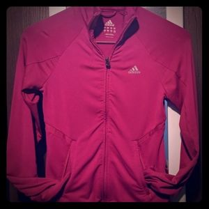 Adidas work out jacket
